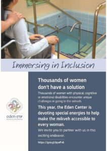 Immersing in Inclusion