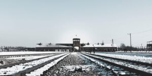 A Message From the Train to Auschwitz